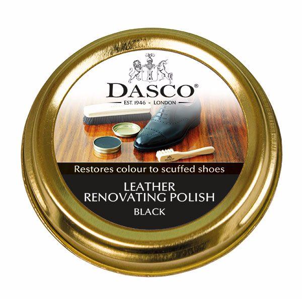 Крем для обуви, Dasco RENOVATING POLISH, ж/б, 50мл.