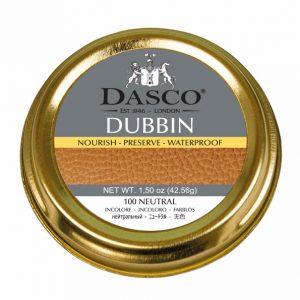 Жир для обуви Dasco DUBBIN, 100мл. (бесцветный)