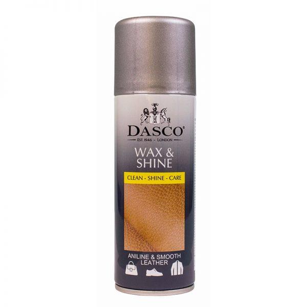 Аэрозоль блеск для кожи Dasco WAX SHINE