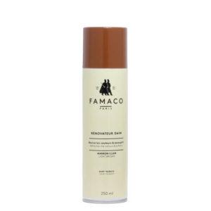 Спрей-восстановитель для замши Famaco AEROSOL DAIM 250 ML, светло-коричневый, 250 мл