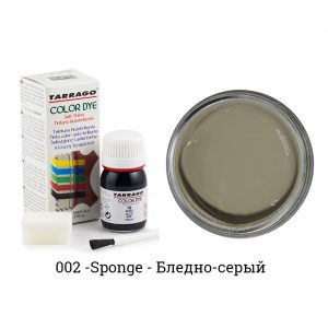 Укрывная краска Tarrago COLOR DYE, водно-восковая, 25мл. (sponge)