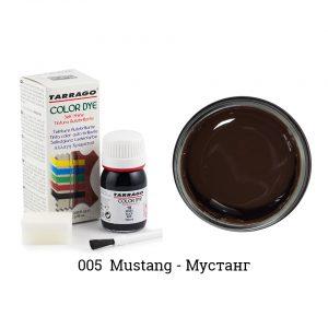 Укрывная краска Tarrago COLOR DYE, водно-восковая, 25мл. (mustang)