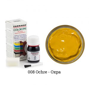 Укрывная краска Tarrago COLOR DYE, водно-восковая, 25мл. (ochre)