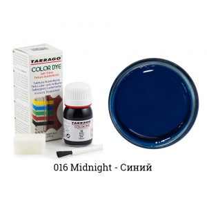 Укрывная краска Tarrago COLOR DYE, водно-восковая, 25мл. (midnight)