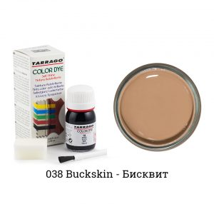 Укрывная краска Tarrago COLOR DYE, водно-восковая, 25мл. (buckskin)