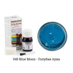 Укрывная краска Tarrago COLOR DYE, водно-восковая, 25мл. (blue moon)