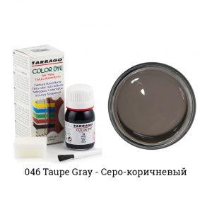 Укрывная краска Tarrago COLOR DYE, водно-восковая, 25мл. (taupe gray)