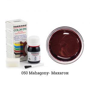Укрывная краска Tarrago COLOR DYE, водно-восковая, 25мл. (mahogany)