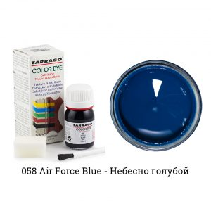 Укрывная краска Tarrago COLOR DYE, водно-восковая, 25мл. (air force blue)