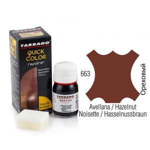 Восстанавливающая крем-краска Tarrago QUICK COLOR, 25мл. (коричневый орех)