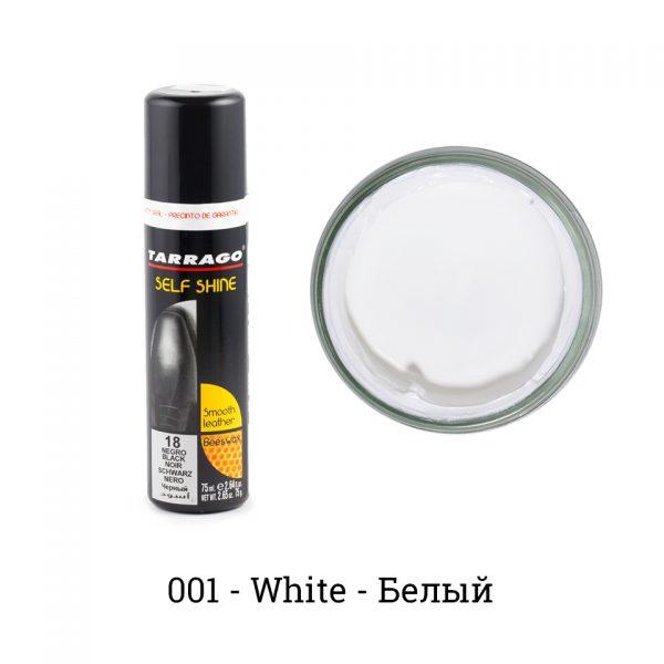 Крем для блеска Tarrago Self Shine, 75мл. (белый)