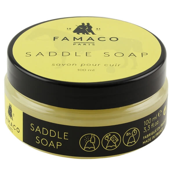 Мыло для чистки кожи, FAMACO POT DE SAVON, 100 мл
