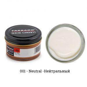 Крем Tarrago SHOE Cream 50мл. (бесцветный)