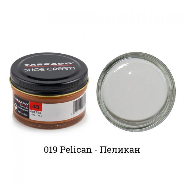 Крем Tarrago SHOE Cream 50мл. (pelican)
