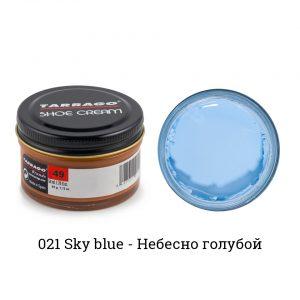 Крем Tarrago SHOE Cream 50мл. (sky blue)