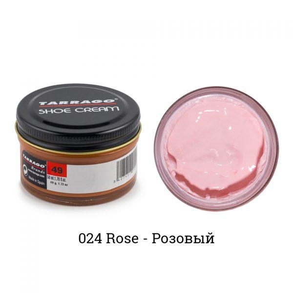 Крем Tarrago SHOE Cream 50мл. (rose)