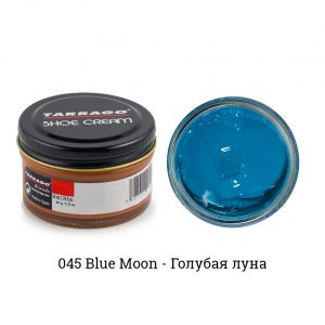 Крем Tarrago SHOE Cream 50мл. (blue moon)