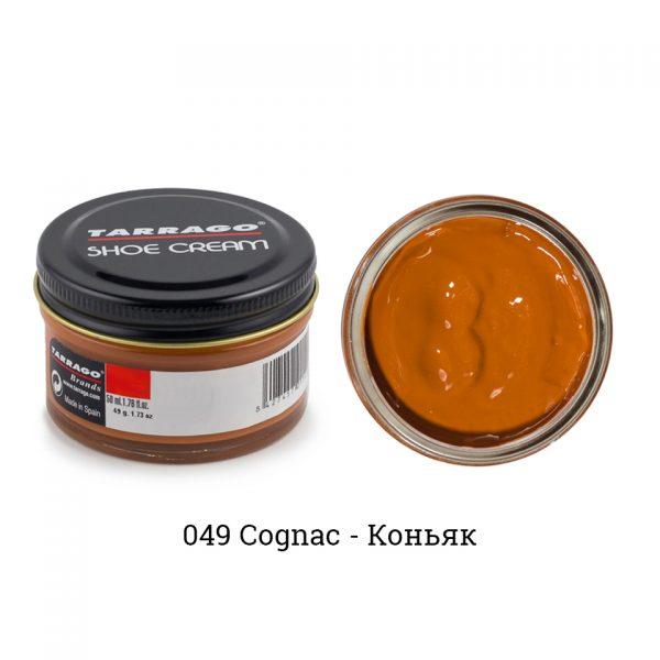 Крем Tarrago SHOE Cream 50мл. (cognac)