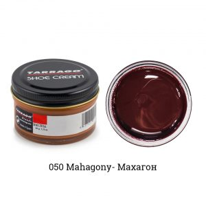 Крем Tarrago SHOE Cream 50мл. (mahogany)