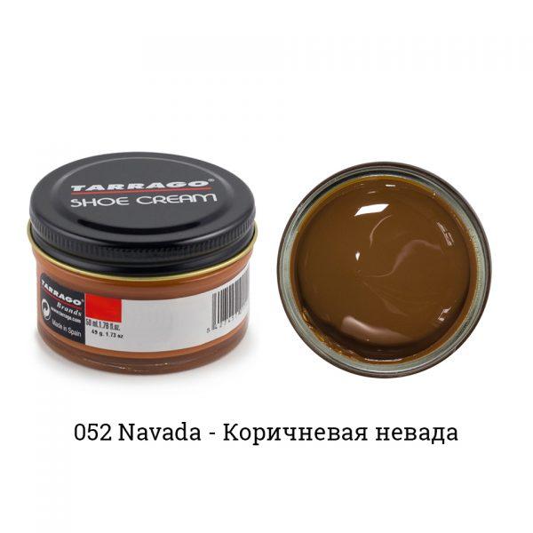 Крем Tarrago SHOE Cream 50мл. (nevada)