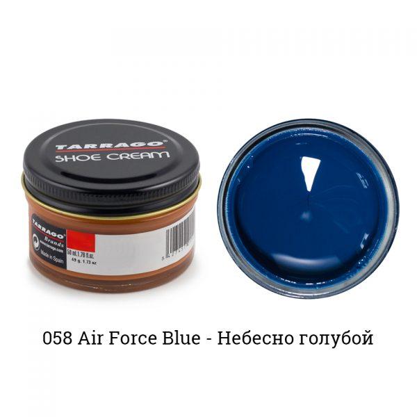 Крем Tarrago SHOE Cream 50мл. (air force blue)