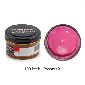 Крем Tarrago SHOE Cream 50мл. (розовый)
