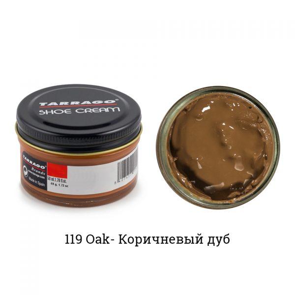 Крем Tarrago SHOE Cream 50мл. (oak)