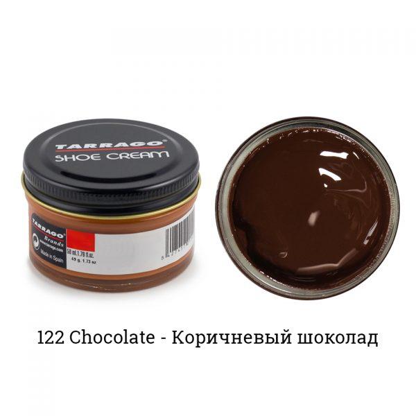 Крем Tarrago SHOE Cream 50мл. (chocolate)
