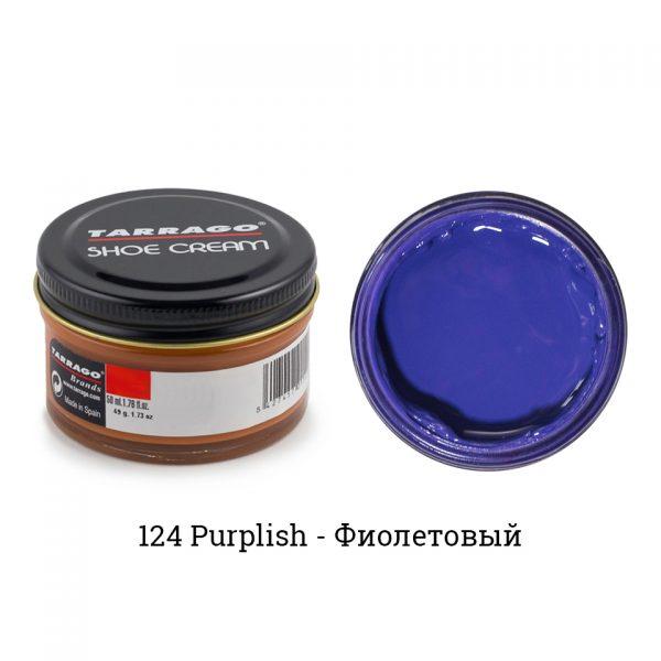 Крем Tarrago SHOE Cream 50мл. (purplish)