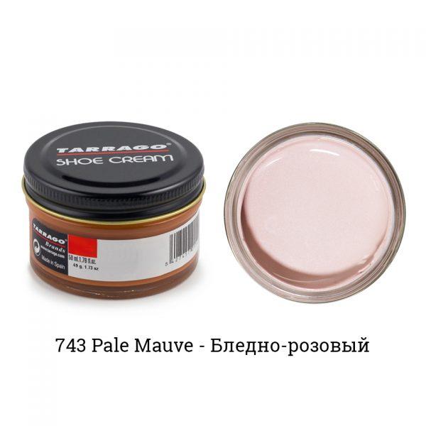 Крем Tarrago SHOE Cream 50мл. (pale mauve)