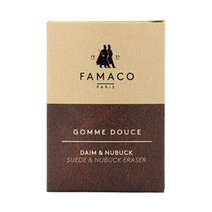 Ластик для замши и нубука, FAMACO, абразивный