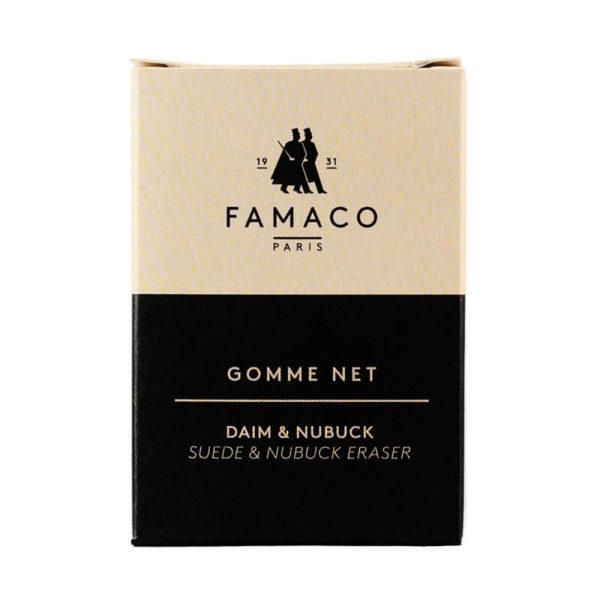 Ластик для деликатной очистки замши и нубука, FAMACO