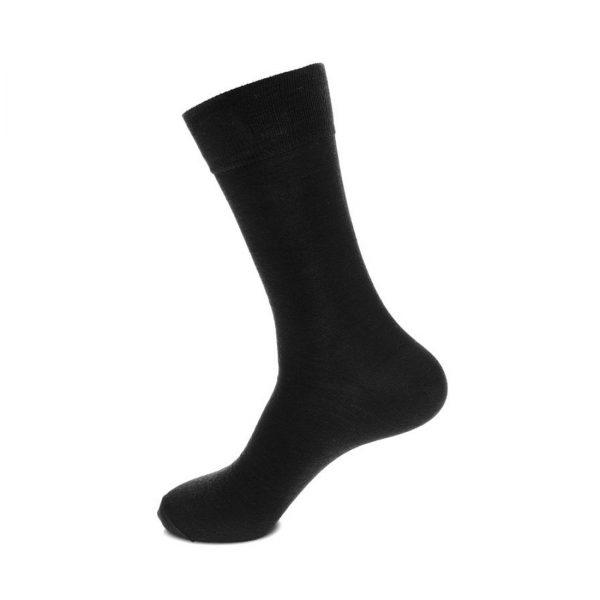 Носки мужские Saphir, черный, шерсть+бамбук, р.42/43