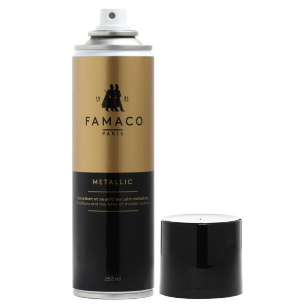 Средство для ухода за метализированной кожей, FAMACO, 250 мл