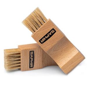 Намазок Saphir с деревянной рукоятью