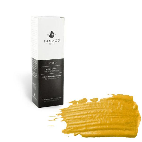 Крем-воск для гладкой кожи FAMACO, желтый 308, 75 мл