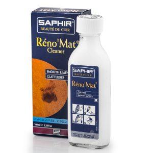 Очиститель Saphir Reno Mat, 100мл.