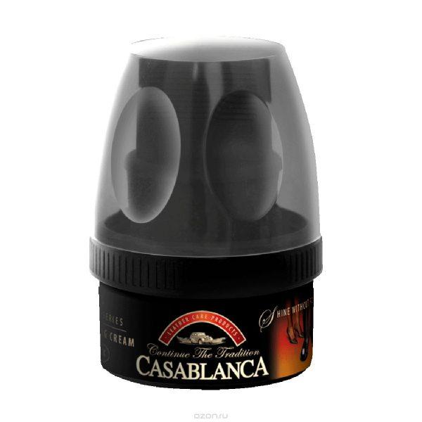 Крем-блеск Casablanca SELF-SHINING CREAM, 60 ml, черный