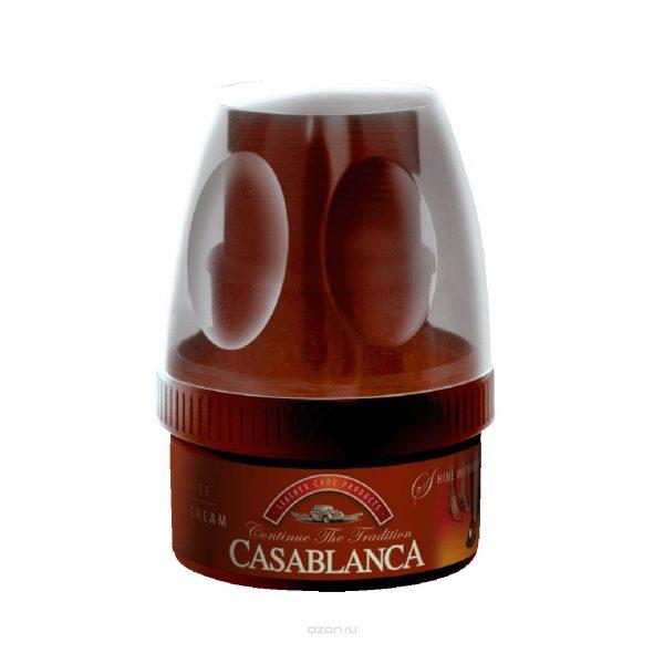 Крем-блеск Casablanca SELF-SHINING CREAM, 60 ml, кориченевый