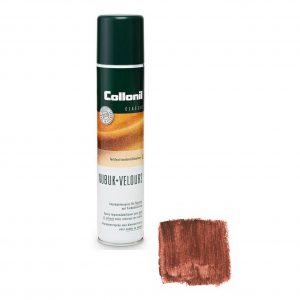 Спрей краска Collonil Nubuk коричневый