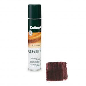 Спрей краска Collonil Nubuk темно-коричневый