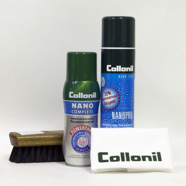 Набор Collonil Nano Pro Set (new)