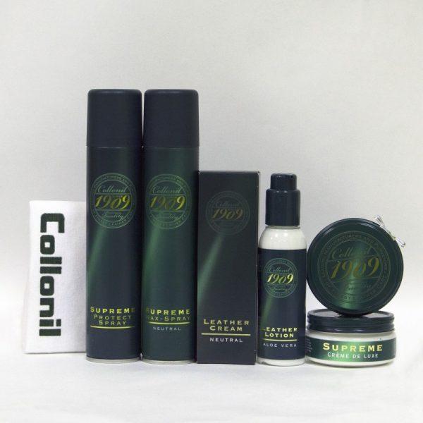 Набор для гладкой кожи Collonil Premium Set 1909 Line