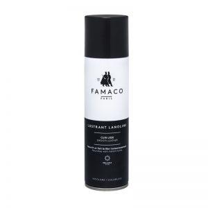 Спрей-блеск с ланолином, FAMACO,черный, 250 мл