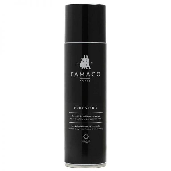 Спрей-полироль для лакированной кожи, FAMACO, 250 мл