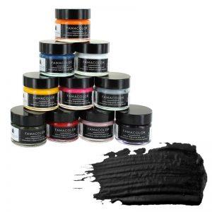 Жидкая кожа FAMACO, NOIR, черная, 15 мл