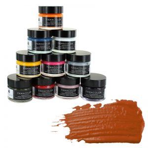 Жидкая кожа FAMACO, PORC, светло-коричневая 315, 15 мл