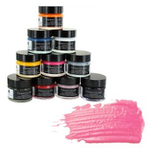 Жидкая кожа FAMACO, ROSE PALE, светло-розовая 350, 15 мл