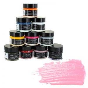 Жидкая кожа FAMACO, ROSE DRAGEE, розовая 365, 15 мл