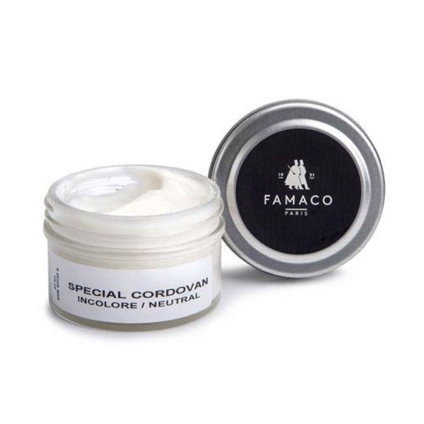 Крем для кожи кордован, FAMACO SPECIAL CORDOVAN, 50 мл